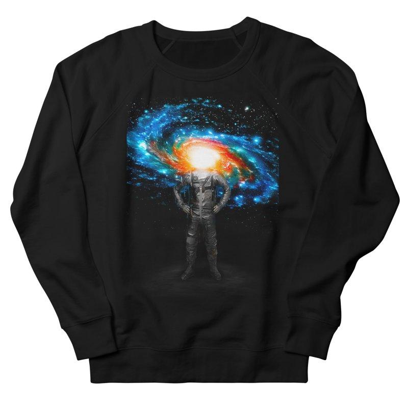 Mr. Galaxy Women's Sweatshirt by nicebleed