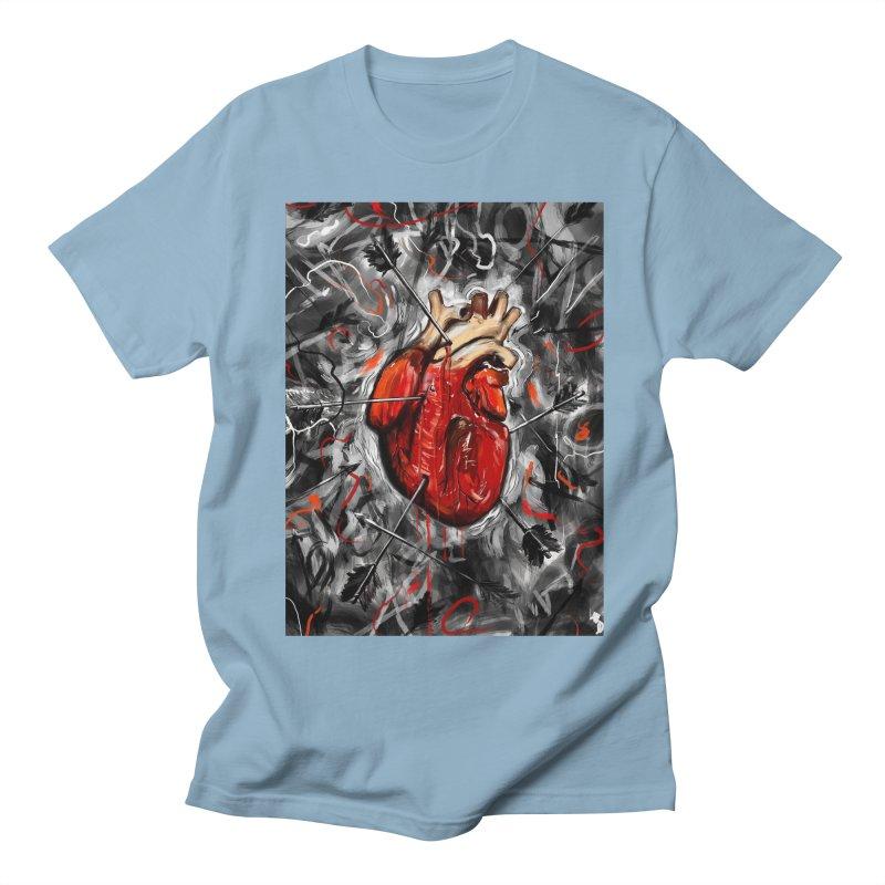 Heart & Arrows Women's Unisex T-Shirt by nicebleed