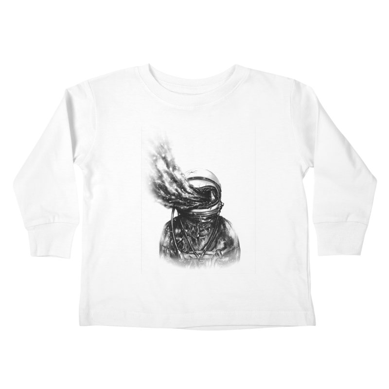 Transposed Kids Toddler Longsleeve T-Shirt by nicebleed