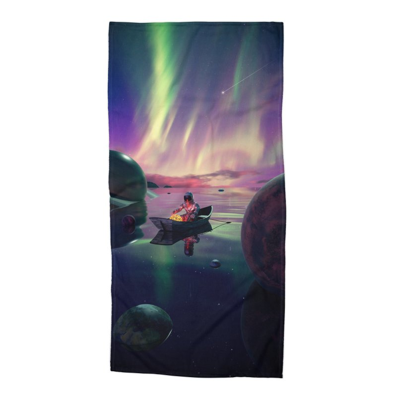 Star Collector Accessories Beach Towel by nicebleed