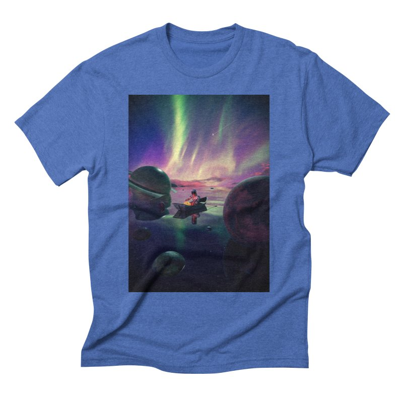 Star Collector Men's T-Shirt by nicebleed