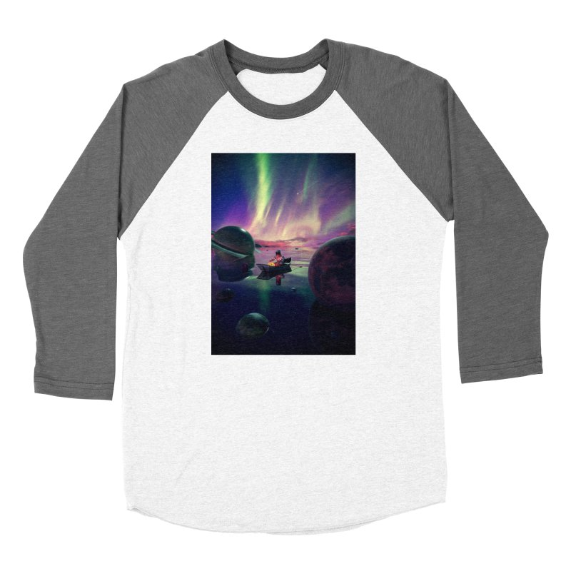 Star Collector Women's Longsleeve T-Shirt by nicebleed