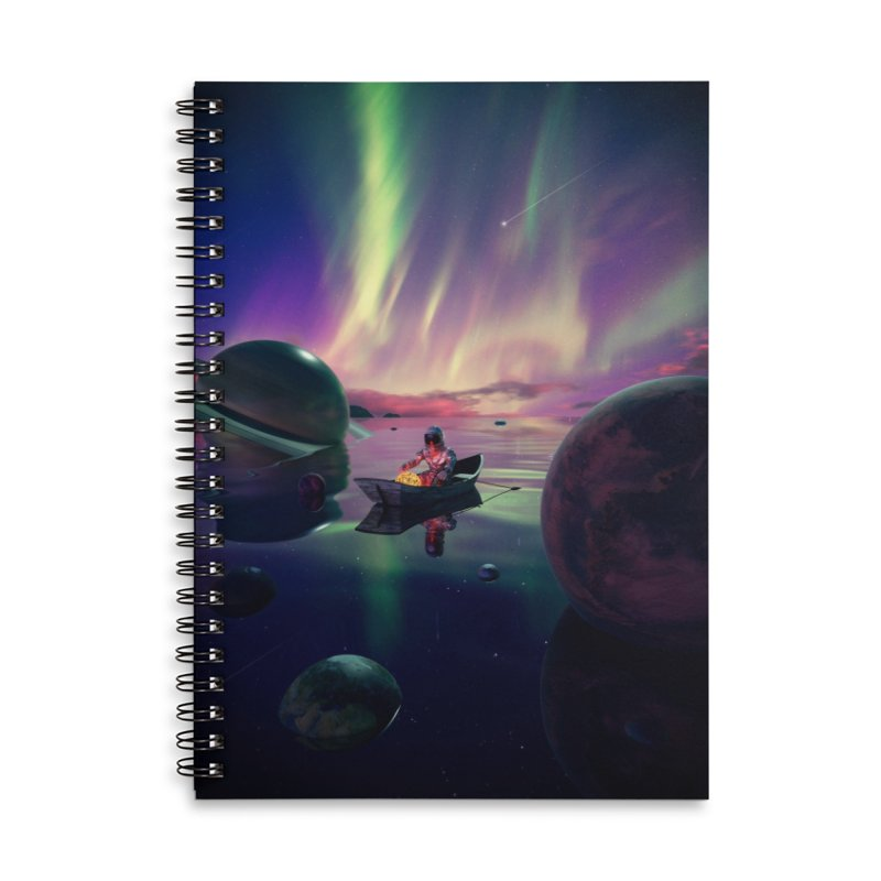 Star Collector Accessories Notebook by nicebleed