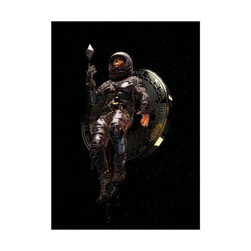 Cryptonaut Men's Zip-Up Hoody by nicebleed