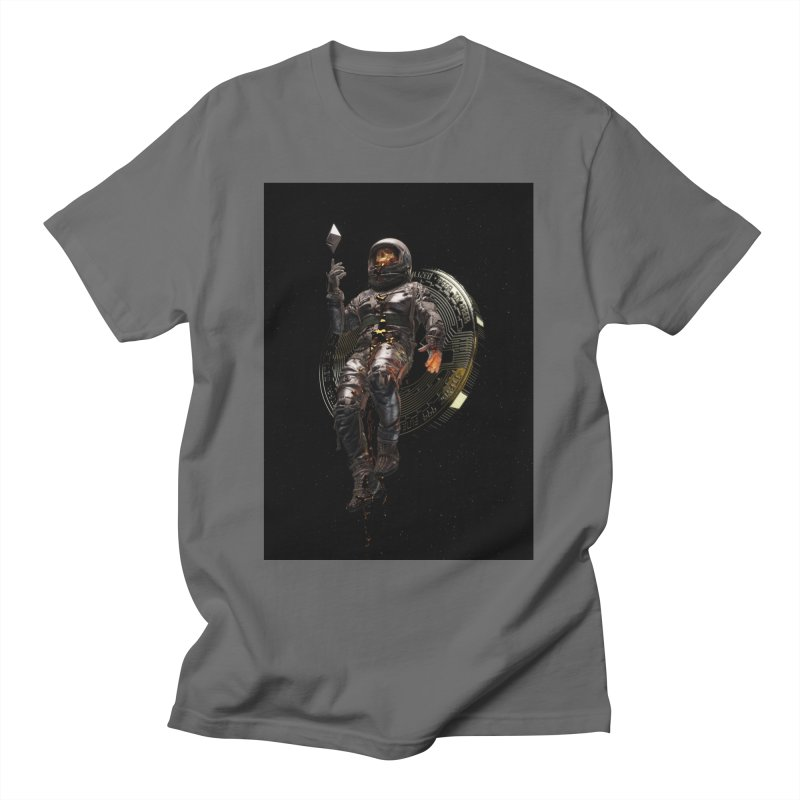 Cryptonaut Women's T-Shirt by nicebleed
