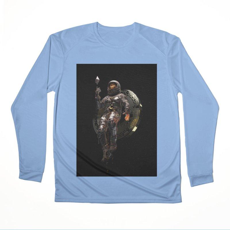 Cryptonaut Men's Longsleeve T-Shirt by nicebleed