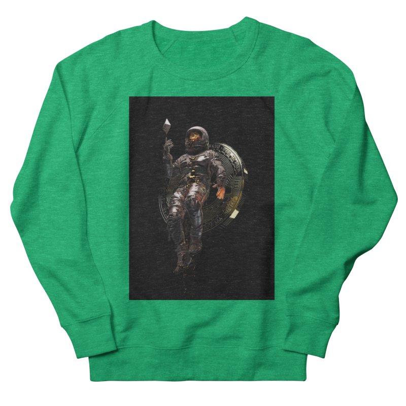 Cryptonaut Women's Sweatshirt by nicebleed