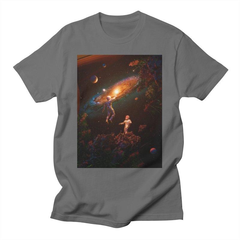 Follow The Light Women's T-Shirt by nicebleed