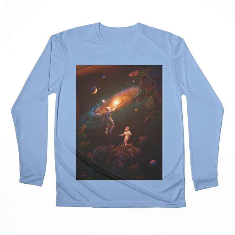 Follow The Light Women's Longsleeve T-Shirt by nicebleed