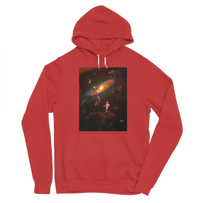 Follow The Light Men's Pullover Hoody by nicebleed