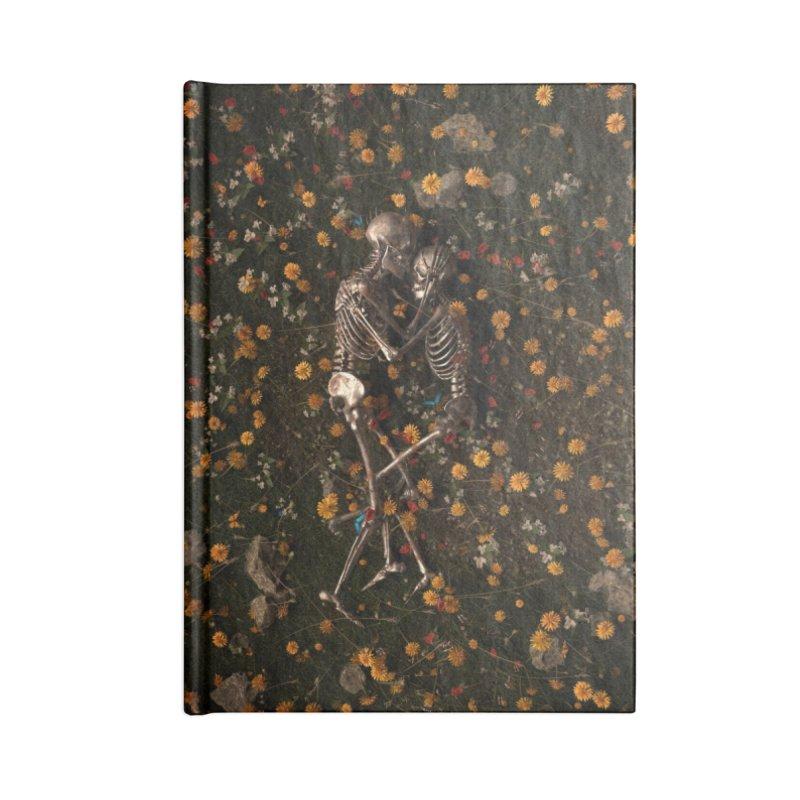 Memento Mori Accessories Notebook by nicebleed