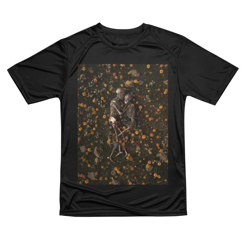 Memento Mori Men's T-Shirt by nicebleed