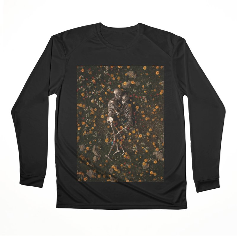 Memento Mori Women's Longsleeve T-Shirt by nicebleed