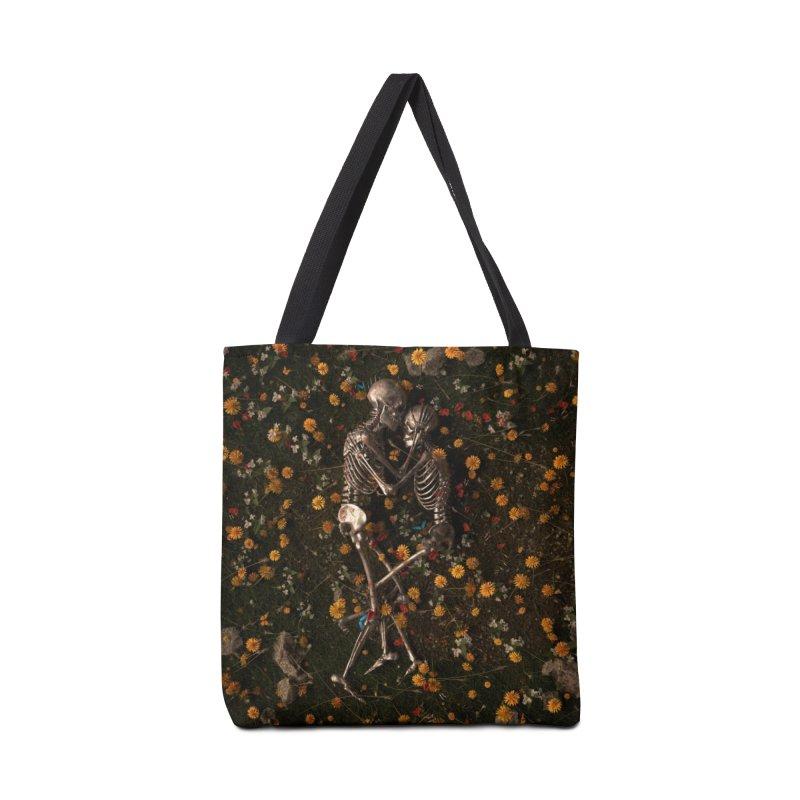 Memento Mori Accessories Bag by nicebleed
