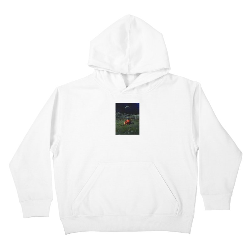 Chapter IX Kids Pullover Hoody by nicebleed