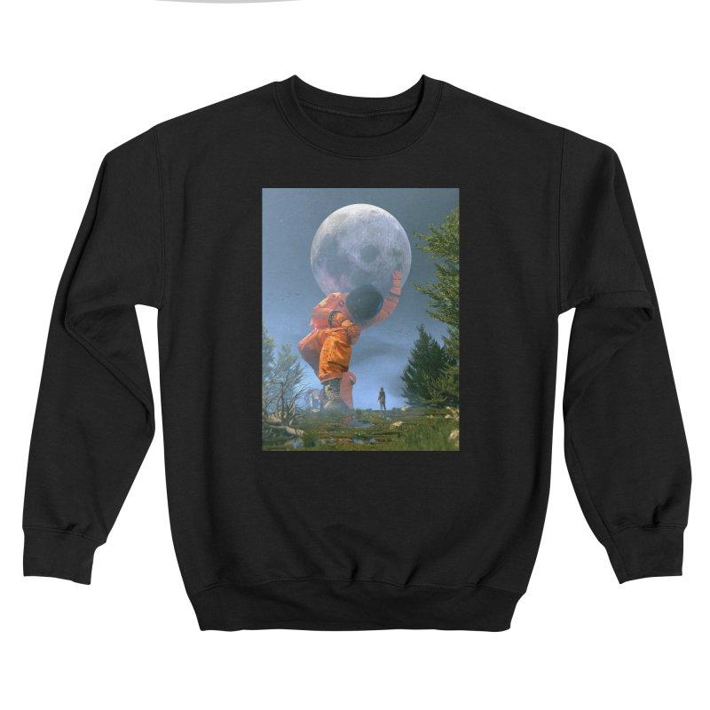 Lunar Dreams Women's Sweatshirt by nicebleed