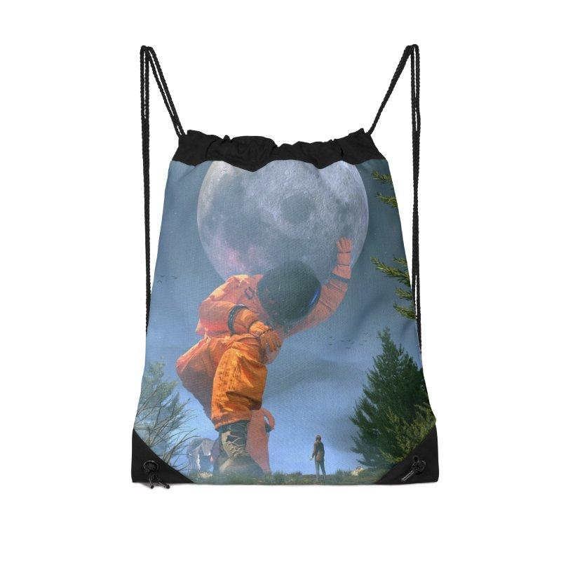 Lunar Dreams Accessories Bag by nicebleed