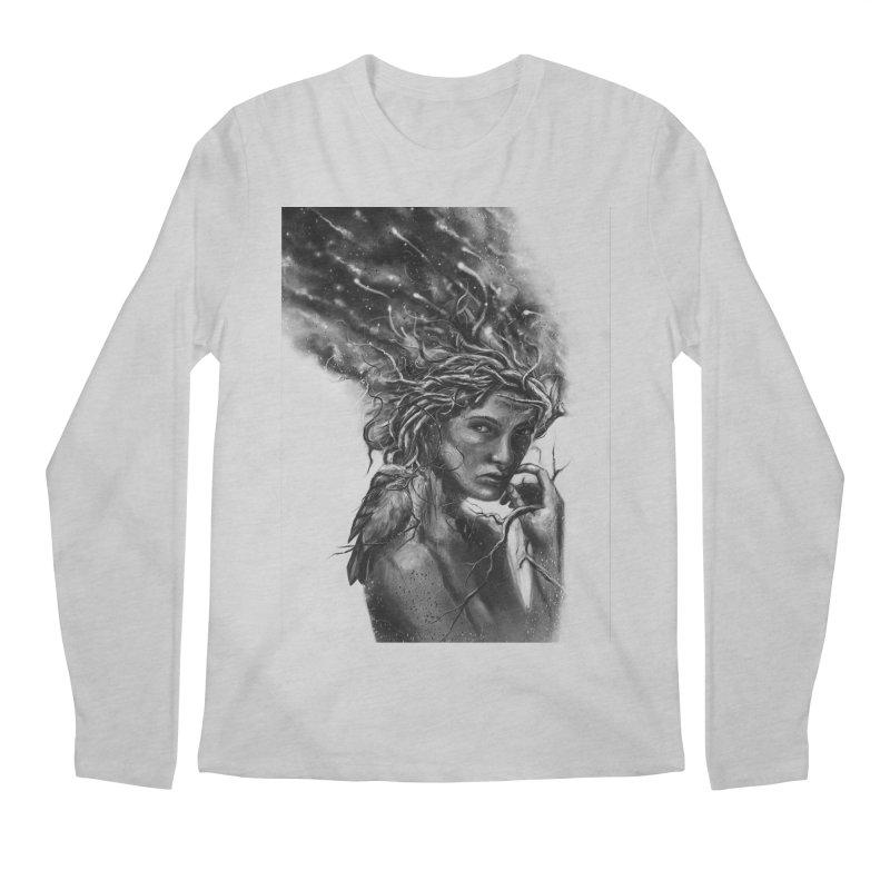 Affinity Men's Longsleeve T-Shirt by nicebleed
