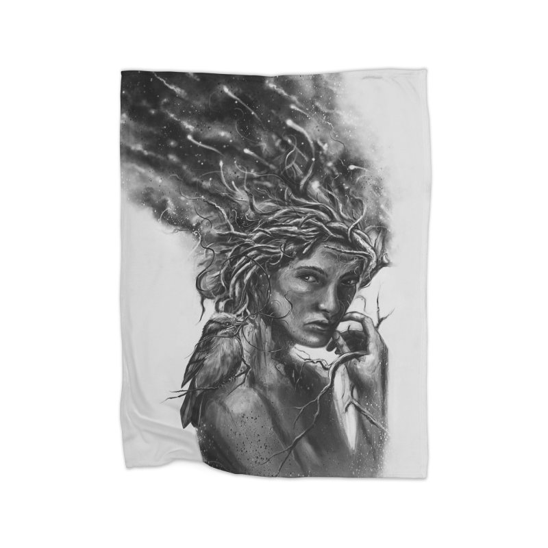 Affinity Home Fleece Blanket by nicebleed
