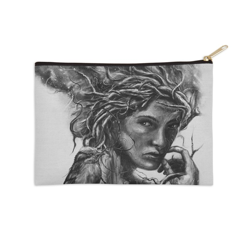 Affinity Accessories Zip Pouch by nicebleed