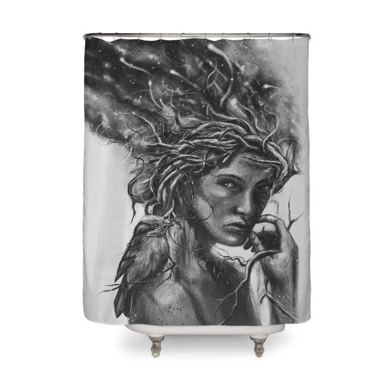 Affinity Home Shower Curtain by nicebleed