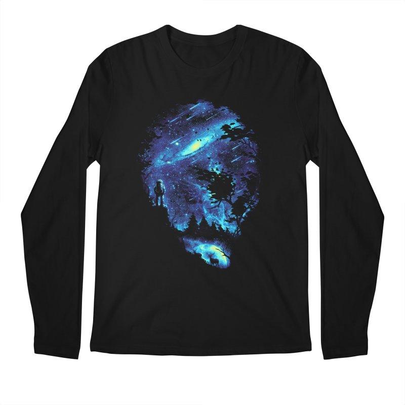 Cosmic Revelation Men's Longsleeve T-Shirt by nicebleed