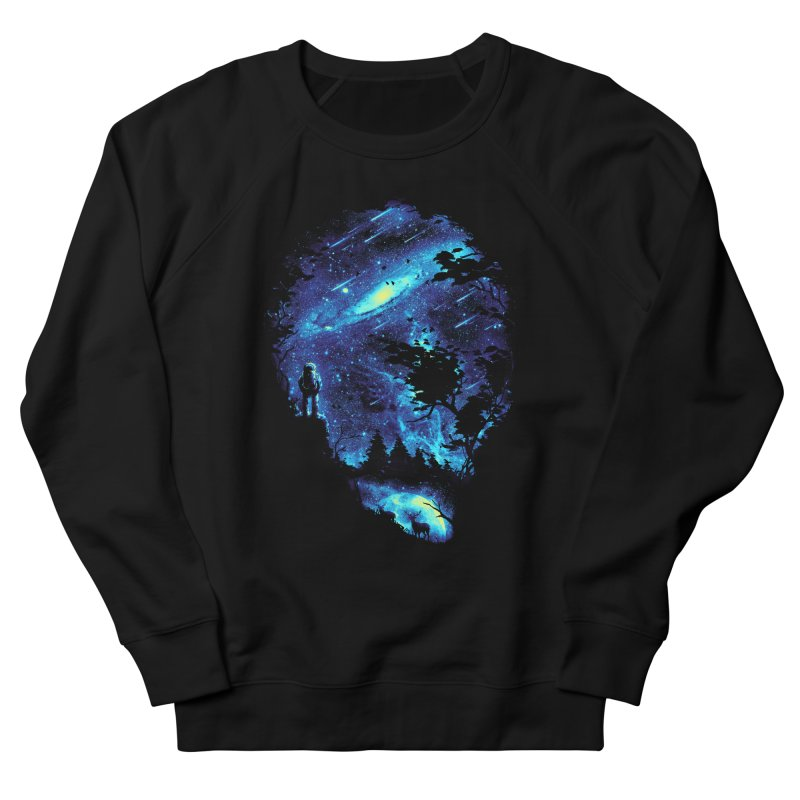 Cosmic Revelation Men's Sweatshirt by nicebleed