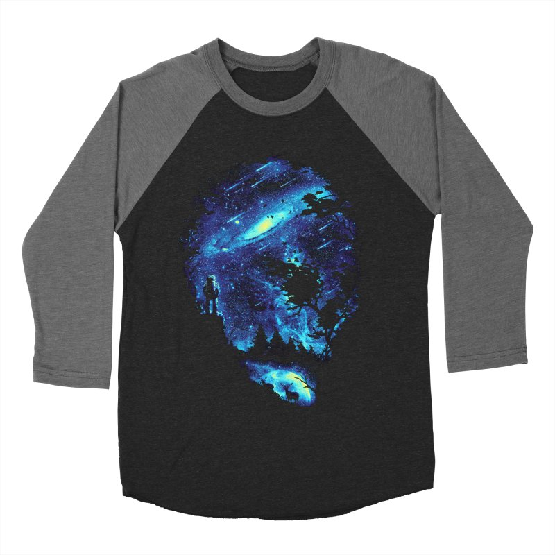 Cosmic Revelation Men's Baseball Triblend T-Shirt by nicebleed