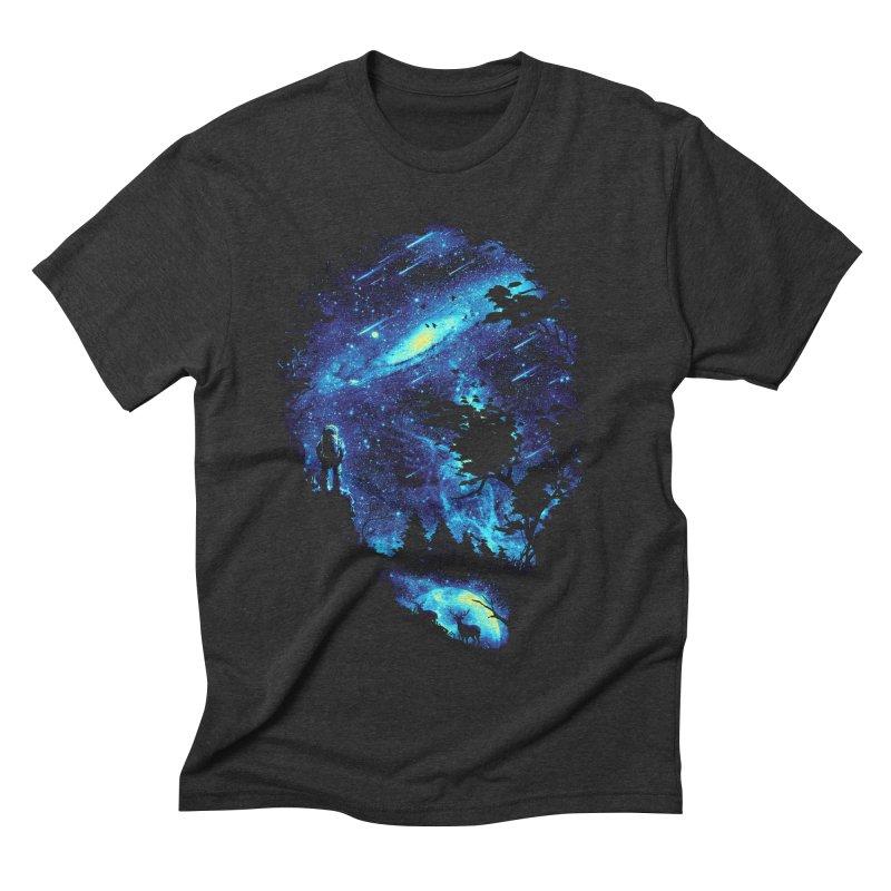 Cosmic Revelation Men's Triblend T-shirt by nicebleed