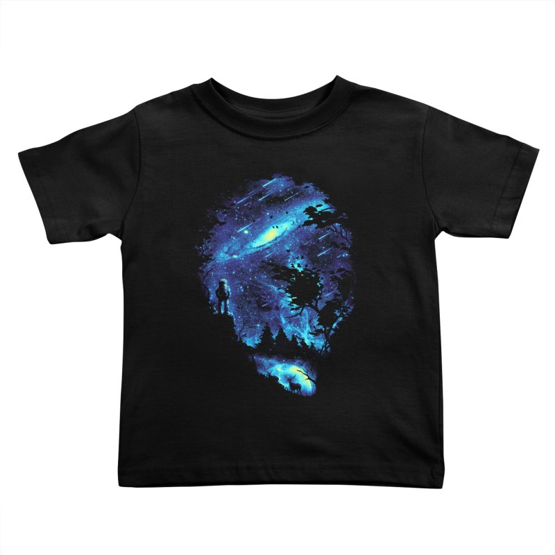 Cosmic Revelation Kids Toddler T-Shirt by nicebleed