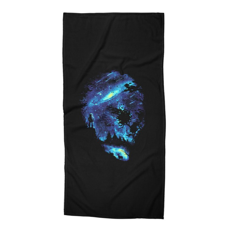 Cosmic Revelation Accessories Beach Towel by nicebleed