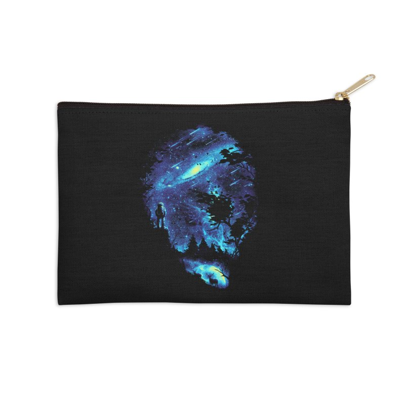 Cosmic Revelation Accessories Zip Pouch by nicebleed