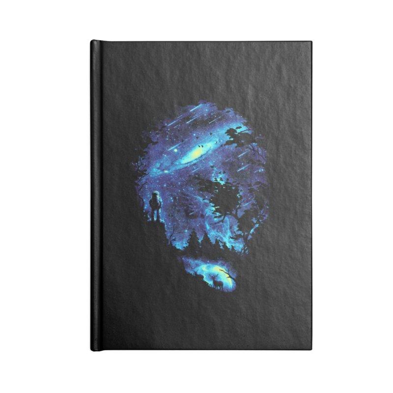 Cosmic Revelation Accessories Notebook by nicebleed