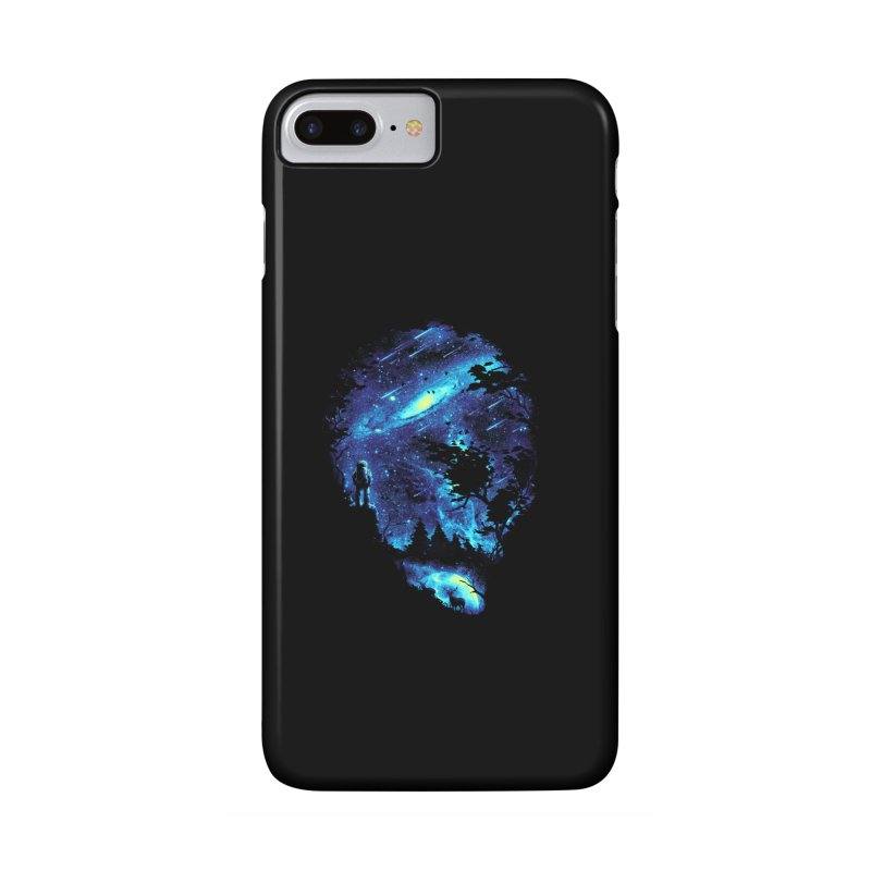 Cosmic Revelation Accessories Phone Case by nicebleed