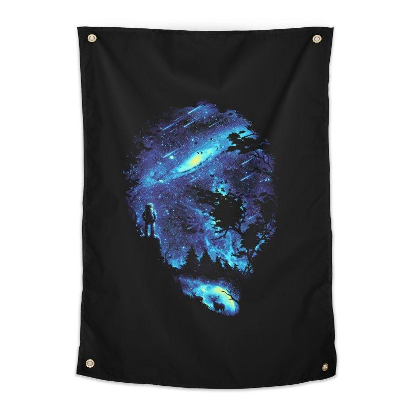 Cosmic Revelation Home Tapestry by nicebleed