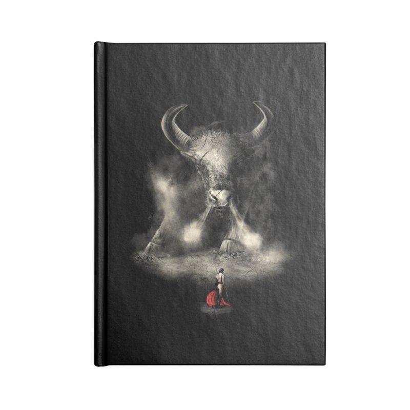 Matador's Match Accessories Notebook by nicebleed