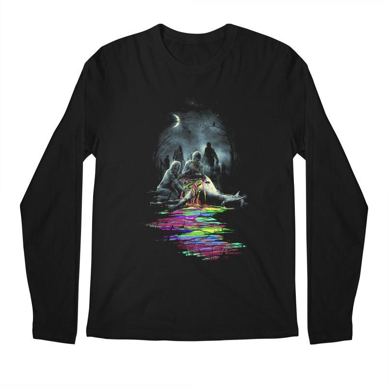 Midnight Snack Men's Longsleeve T-Shirt by nicebleed