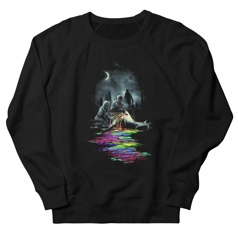 Midnight Snack Women's Sweatshirt by nicebleed