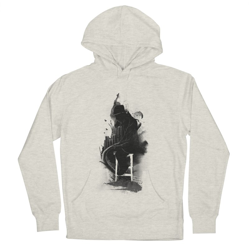One World, One Mission Men's Pullover Hoody by nicebleed