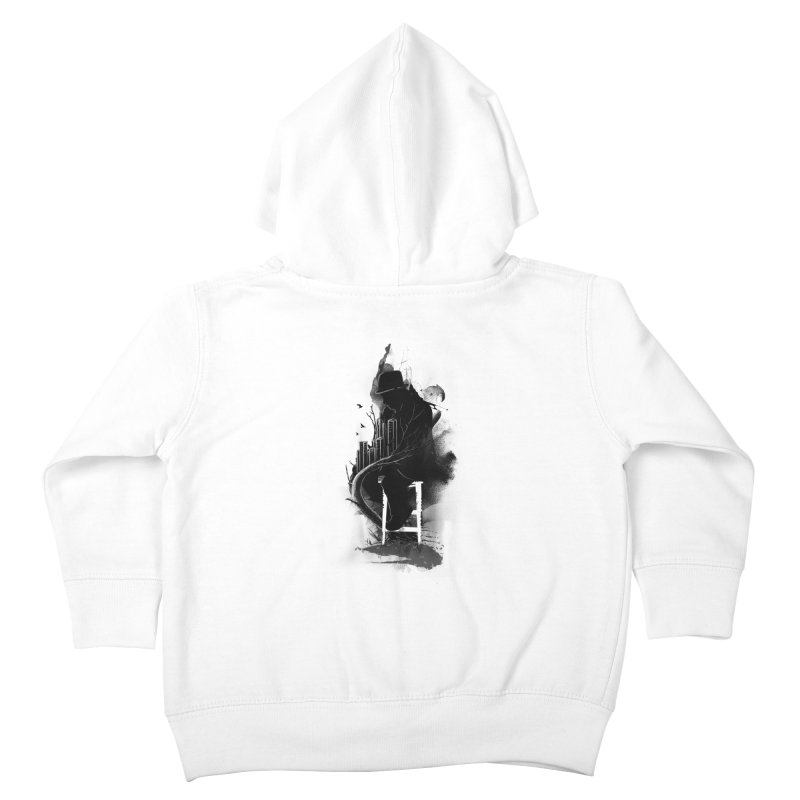 One World, One Mission Kids Toddler Zip-Up Hoody by nicebleed