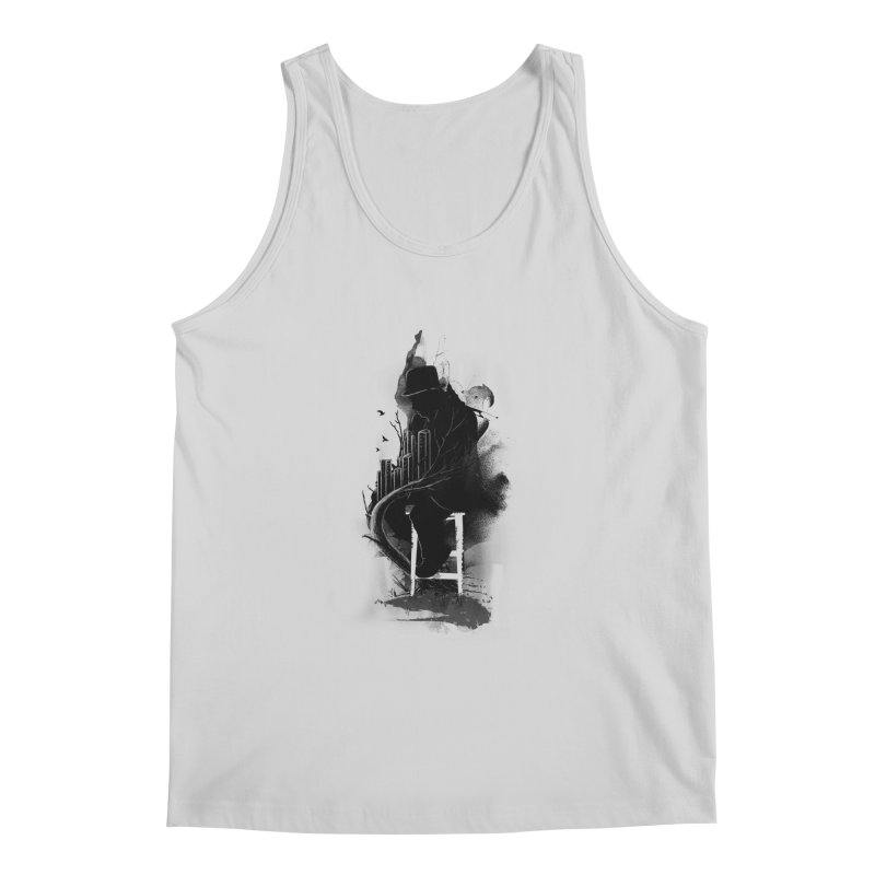 One World, One Mission Men's Tank by nicebleed