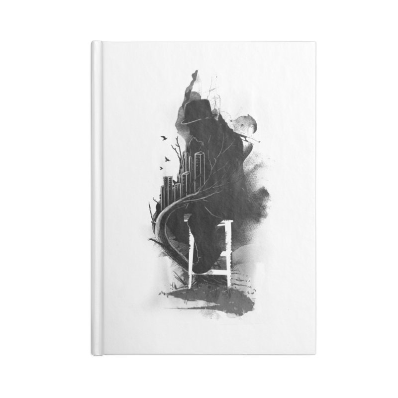 One World, One Mission Accessories Notebook by nicebleed