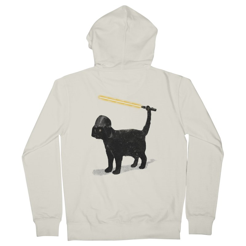 CatVader Men's Zip-Up Hoody by nicebleed