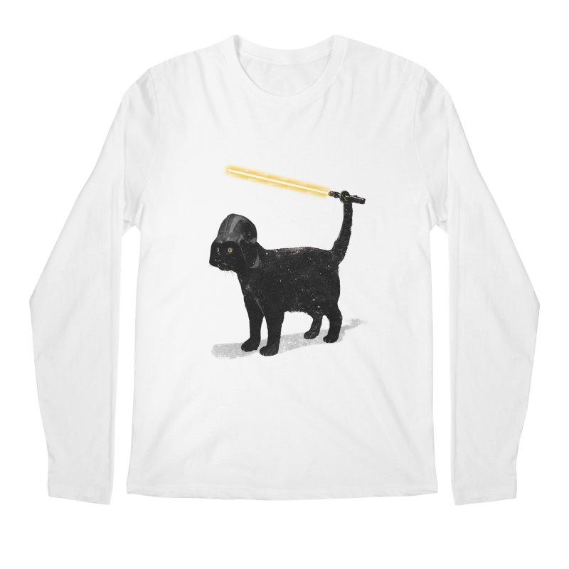CatVader Men's Longsleeve T-Shirt by nicebleed