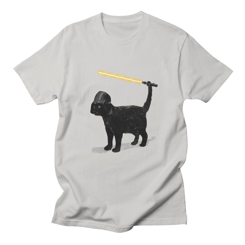 CatVader Women's Unisex T-Shirt by nicebleed