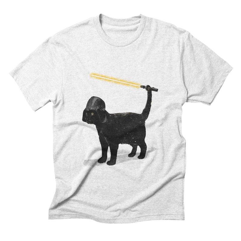 CatVader Men's Triblend T-shirt by nicebleed