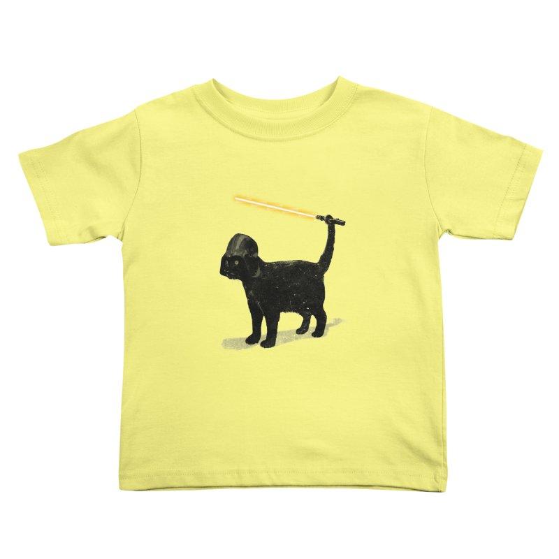 CatVader Kids Toddler T-Shirt by nicebleed