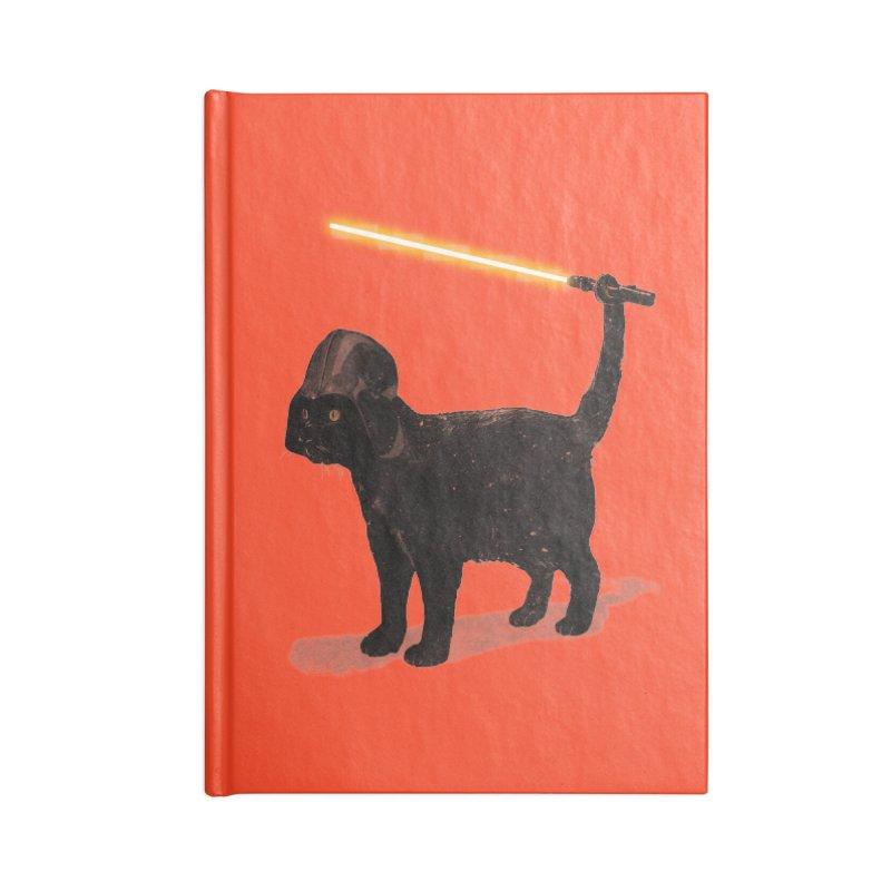CatVader Accessories Notebook by nicebleed