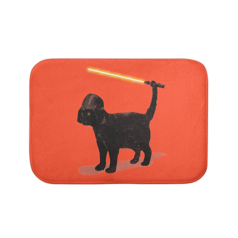 CatVader Home Bath Mat by nicebleed
