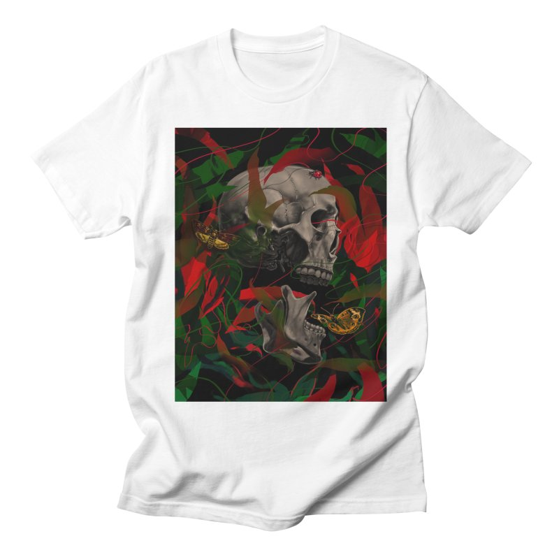 Existence Men's T-shirt by nicebleed